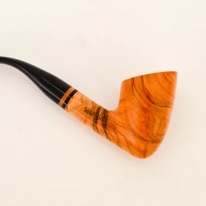 velasco olive wood pipe